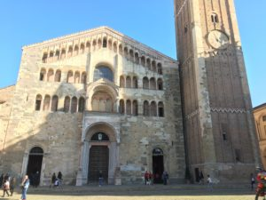 Roma Rovereto Viaggiatore Lento ciclovia viaggio pellegrino pellegrinaggio magna Via Francigena bikepacking etruschi Canterbury abate Sigerico Parma