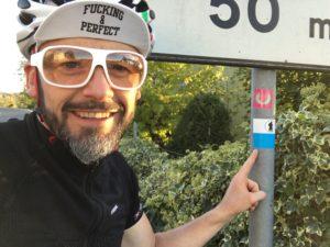 la mia Via Francigena Roma Rovereto Viaggiatore Lento ciclovia viaggio pellegrino pellegrinaggio magna Via Francigena bikepacking etruschi Canterbury abate Sigerico Appennino