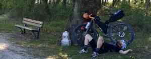la mia Via Francigena Roma Rovereto Viaggiatore Lento ciclovia viaggio pellegrino pellegrinaggio magna Via Francigena bikepacking etruschi Canterbury abate Sigerico