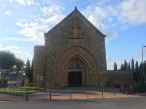 Roma Rovereto Viaggiatore Lento ciclovia viaggio pellegrino pellegrinaggio magna Via Francigena bikepacking etruschi Canterbury abate Sigerico