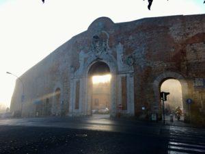 la mia Via Francigena Roma Rovereto Viaggiatore Lento ciclovia viaggio pellegrino pellegrinaggio magna Via Francigena bikepacking etruschi Canterbury abate Sigerico Montalcino Eroica Siena