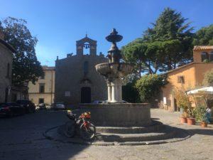 la mia Via Francigena Roma Rovereto Viaggiatore Lento ciclovia viaggio pellegrino pellegrinaggio magna Via Francigena bikepacking etruschi Canterbury abate Sigerico Viterbo