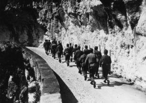 sentiero strada ponale lago di garda