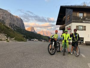 Sellaronda Dolomiti giro dei passi