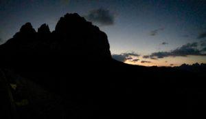 Sellaronda giro dei passi Dolomiti