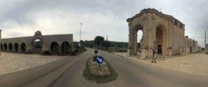 Puglia Viaggiatore Lento Salento nell'entroterra mare cicloturismo cicloviaggio bikepacking viaggiare in bici bicicletta ciclovia via leucadense