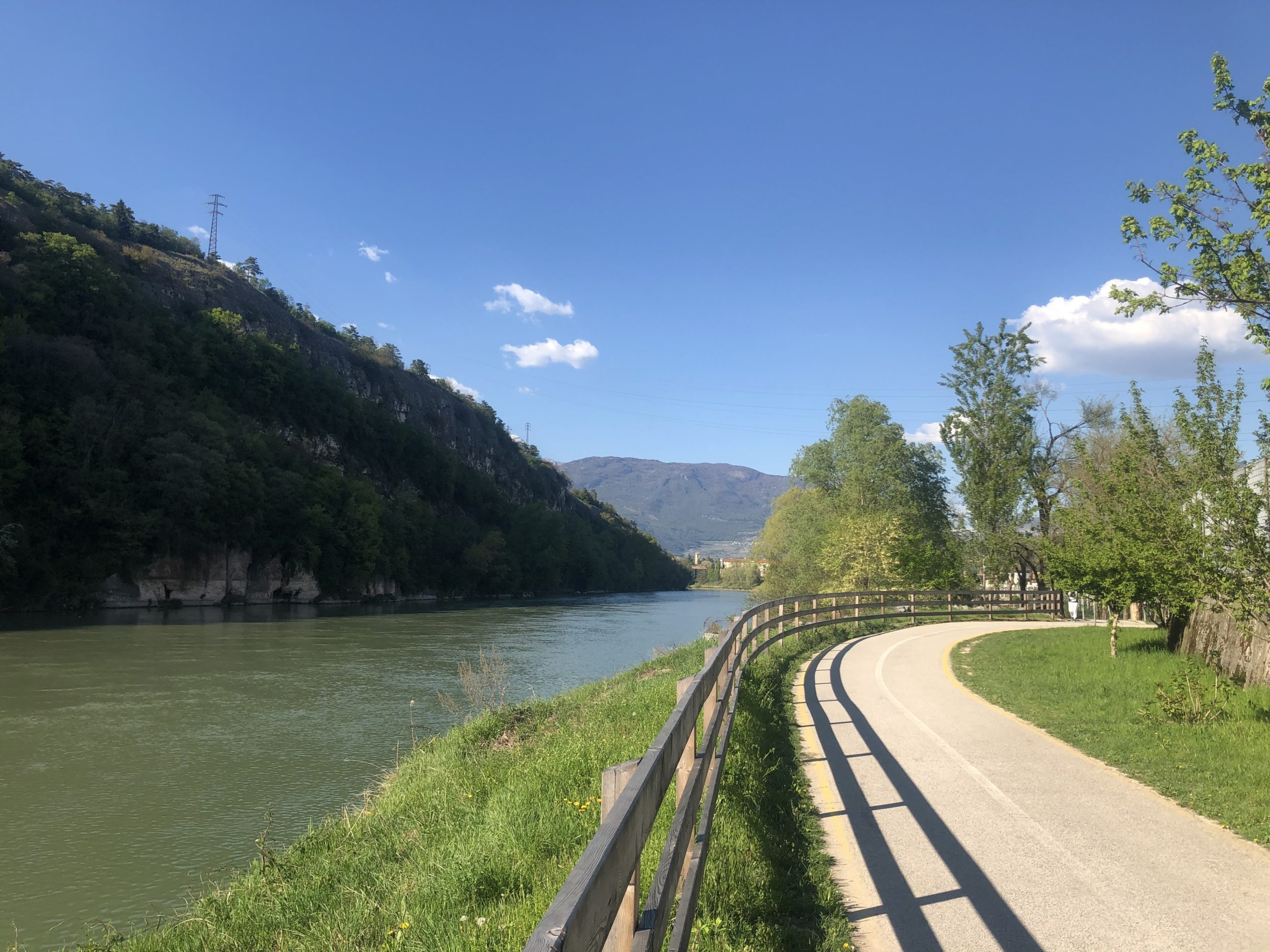Ciclabile dell'Adige