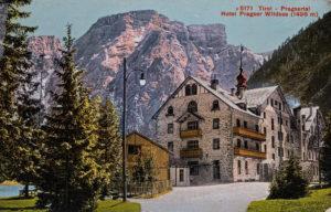 Lago di Braies Dolomiti sudtirol viaggiatore lento Alto Adige