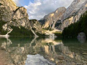 Lago di Braies sudtirol dolomiti UNESCO viaggiatore lento