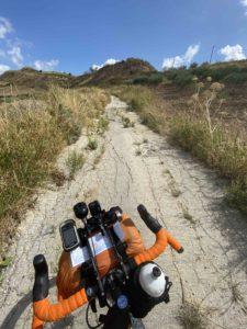 viaggiatore lento, Sicilia in bici, bicicletta, cicloviaggio, Sicily Divide, attraversata della Sicilia in bici, viaggio in bikepacking,